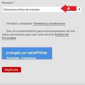 RojaBet Registrarse