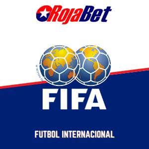 Apuesta en el fútbol de Selecciones con Rojabet