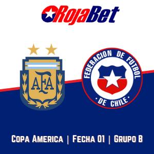 Rojabet Pronósticos Copa América 2021