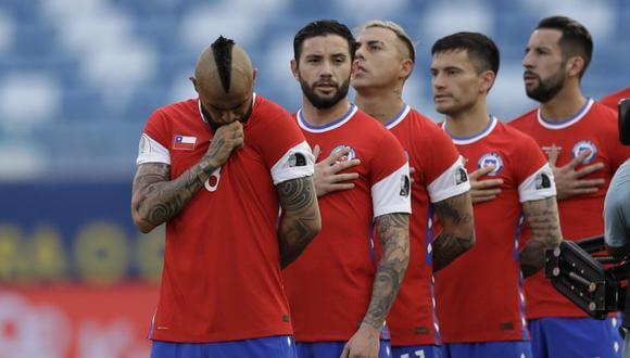La selección de Chile