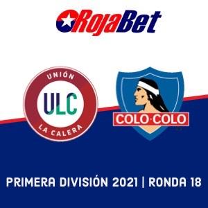 Deportes Unión La Calera vs. Colo Colo