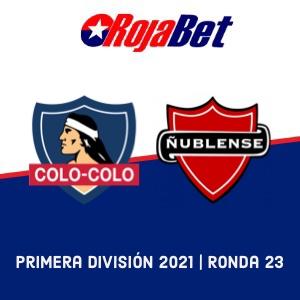 Colo Colo vs. Ñublense