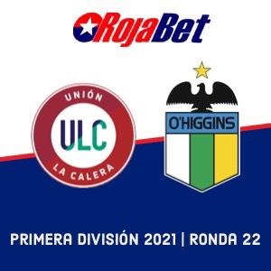 Deportes Unión La Calera vs. O'Higgins