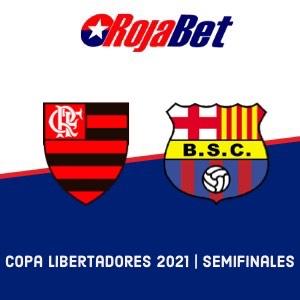 Flamengo vs. Barcelona SC