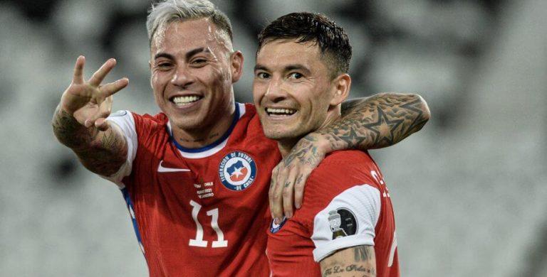 Chile durante un encuentro