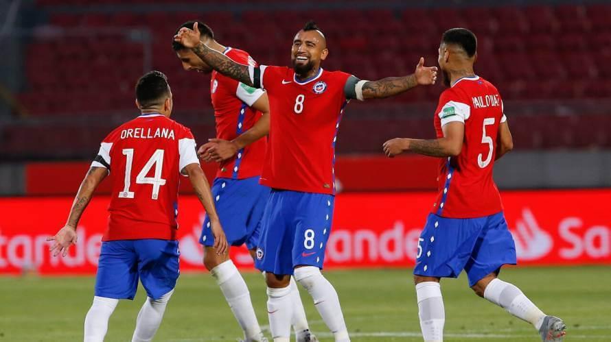 Chile durante un partido