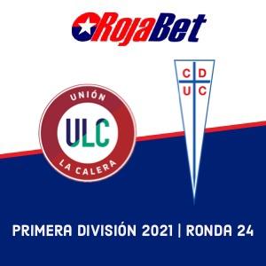 Deportes Unión La Calera vs. Universidad Católica