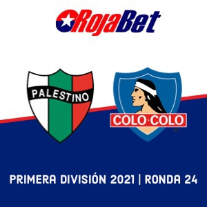 Palestino vs. Colo Colo