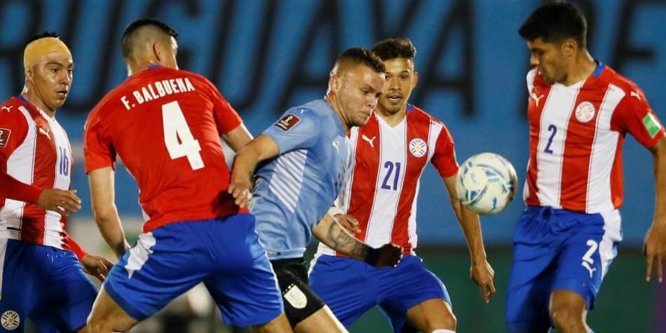 Paraguay en un partido